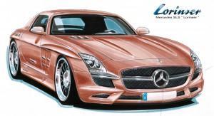 Lorinser Mercedes SLS 2 Kl-300x163 in SLS Studie von Lorinser