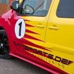 VANSPORTS-Citan-Racelook-23-150x150 in Mercedes Citan von Vansports - Stadtflitzer im Tricolor-Trim