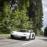"Low KW Lamborghini Aventador Fahraufnahme 01-150x150 in KW ""Clusport 3-way"" für den Novitec Laborghini Aventador"