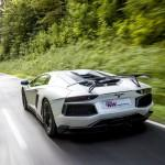 "Low KW Lamborghini Aventador Fahraufnahme 02-150x150 in KW ""Clusport 3-way"" für den Novitec Laborghini Aventador"