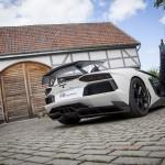 "Low KW Lamborghini Aventador Standaufnahme 02-150x150 in KW ""Clusport 3-way"" für den Novitec Laborghini Aventador"